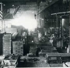 特殊製鋼工場